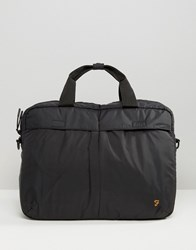 Farah Laptop Bag Black Black