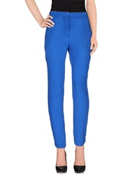 Myths Trousers Casual Trousers Women Bright Blue