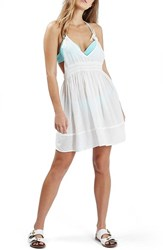Women's Topshop Cover Up Sundress