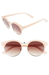 Women's Bp. 55Mm Oversize Sunglasses Nude