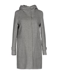 Jan Mayen Coats Grey