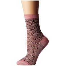 Missoni Ca00vmd64700 Multi Pink Crew Cut Socks Shoes