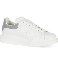 Alexander Mcqueen Wedge Tennis Trainers White Oth