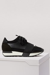 Balenciaga Race Sneakers Black