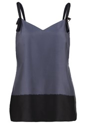 Banana Republic Vest Dusty Blue