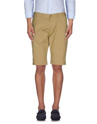 Ben Sherman Trousers Bermuda Shorts Men Blue