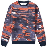 Folk X Goss Brothers Setting Sun Sweat Multi