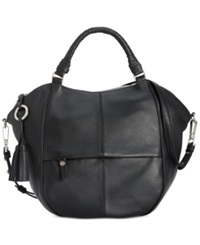 Sanctuary City Essential Satchel Black