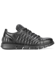 Fabi Lace Up Sneakers Black