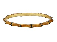 Kenneth Jay Lane Bamboo Bracelet Brown Bracelet