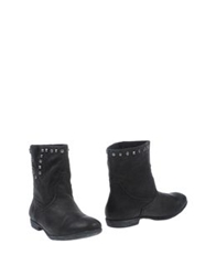 Replay Ankle Boots Steel Grey