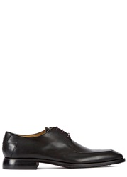 Oliver Sweeney Scolari Black Leather Derby Shoes