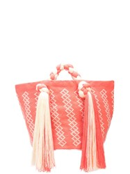 Sophie Anderson Eve Woven Tote 60
