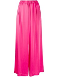 Semicouture Stain Palazzo Trousers 60