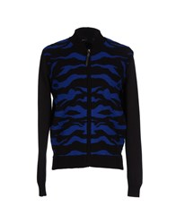 Just Cavalli Knitwear Cardigans Men Black