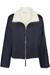 Marni Padded Satin Jacket