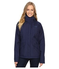 The North Face Inlux Insulated Jacket Cosmic Blue Women's Jacket