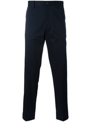Paul Smith Ps By Tailored Trousers Blue