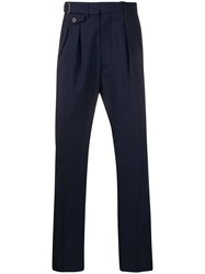 Lardini Belted Tailored Trousers 60