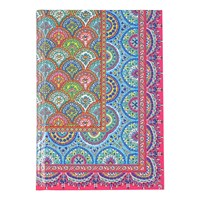 Liberty London Paisley Scallops A5 Hardbound Journal
