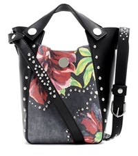 3.1 Phillip Lim Dolly Small Leather Tote Black