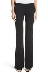 Versace 'S Collection Cady Flare Pants Black