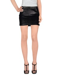 Plein Sud Jeans Plein Sud Skirts Mini Skirts Women Black