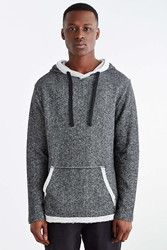 Bdg French Terry Pullover Hooded Sweatshirt Charcoal
