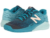 New Balance Wc996v3 Deep Ozone Blue Ozone Blue Women's Tennis Shoes
