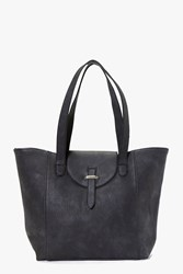 Boohoo Eva Structured Shopper Day Bag Black