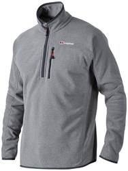 Berghaus Stainton Half Zip Men's Fleece Grey