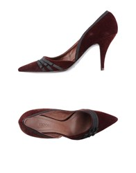 Viktor And Rolf Footwear Courts Women Deep Purple
