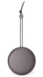 B And O Play A1 Portable Bluetooth Speaker Black