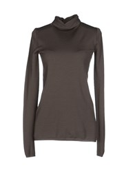 Gentryportofino Knitwear Turtlenecks Women Apricot