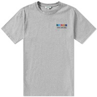 Kenzo Paris New York Tee Grey