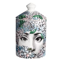 Fornasetti Scented Candle Ortensia