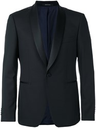 Dinner Two Piece Evening Suit Black