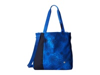 Haiku Journey Tote Tie Dye Midnight Tote Handbags Blue