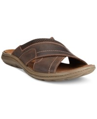 Kenneth Cole Reaction Men's Cur Few Sandals Men's Shoes Brown