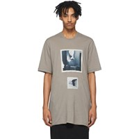 Julius Grey Graphic T Shirt