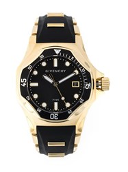 Givenchy 'Five Shark' Watch Black