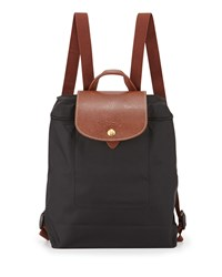 Le Pliage Nylon Backpack Black Longchamp