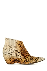 Nasty Gal Matisse Nugent Ponyhair Ankle Boot