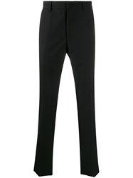 Fendi Logo Patched Details Tailored Trousers 60