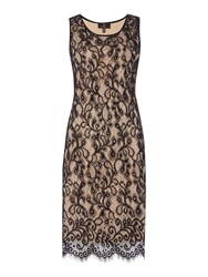 Simon Jeffrey Lace Dress Cream