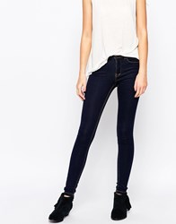 Only Skinny Fit Jean Blue