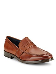 Cole Haan Jefferson Grand Penny Loafers British Tan