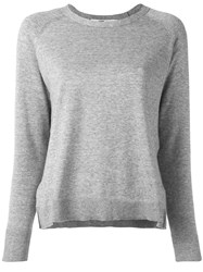 Hope 'Live' Jumper Grey