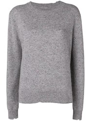Zadig And Voltaire Pull Life Jumper Grey