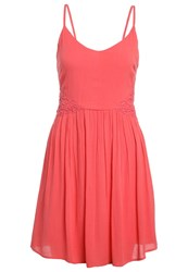 Evenandodd Summer Dress Pink